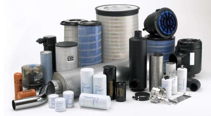 Фильтры для компрессоров и вакуумных насосов