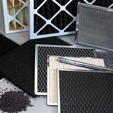 Панельные угольные фильтры