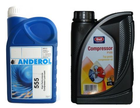 Для компрессоров и вакуумных насосов