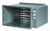 SEH 50-25/7,5 Электрический воздухонагреватель для прямоугольного канала 0