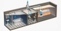 Многозональный центробежный вентилятор Вентс ВК ВМС 125 0