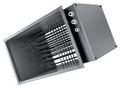 SEH 50-25/7,5 Электрический воздухонагреватель для прямоугольного канала