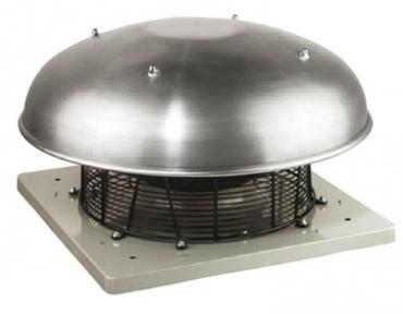 Крышный вентилятор Systemair DHS