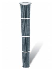 852 953 TI 07/1-2,5 V4A / 76112031  Mahle Фильтр картридж аспирационный D= 160 мм H=1000 мм